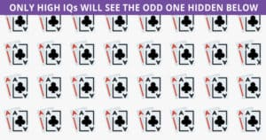 Can You Pass This Incredibly Difficult Odd One Out Visual Quiz?