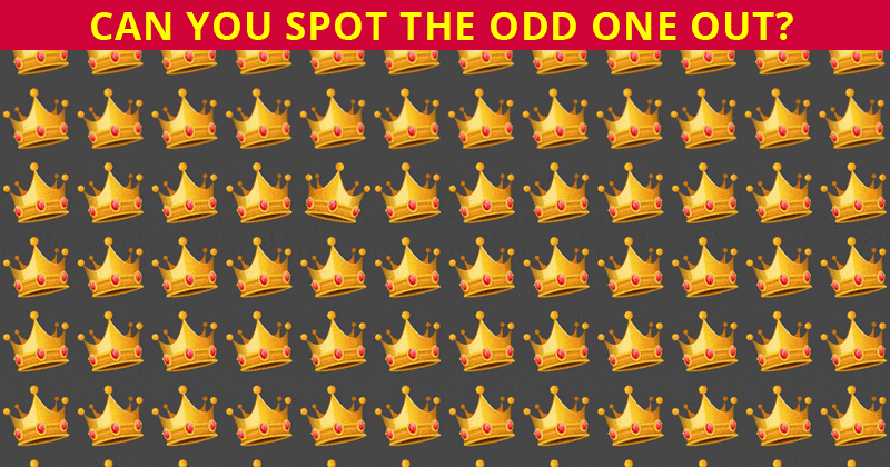 Almost No One Can Ace This Odd Ones Out Puzzle. Are You Up To The Task?