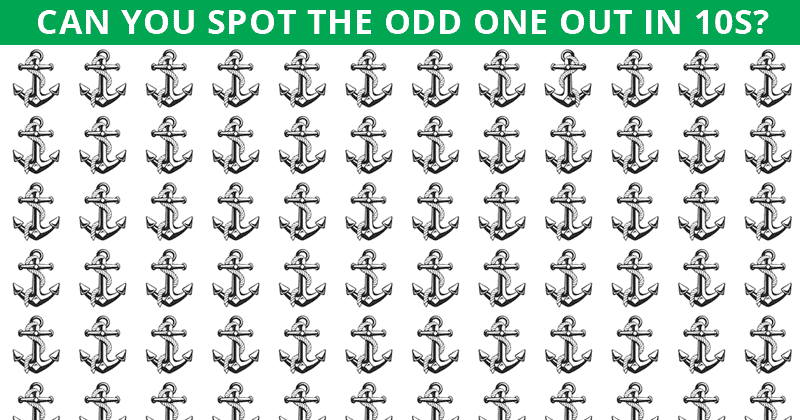 Only 1 In 40 People Can Achieve 100% In This Odd One Out Quiz. How About You?