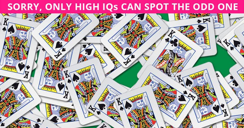 Only 1 In 30 Sharp-Eyed People Can Ace This Odd One Out Visual Game. Are You Up To The Task?
