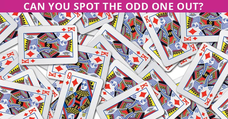 How Fast Can You Find The Odd One Out In This Viral Visual Test?