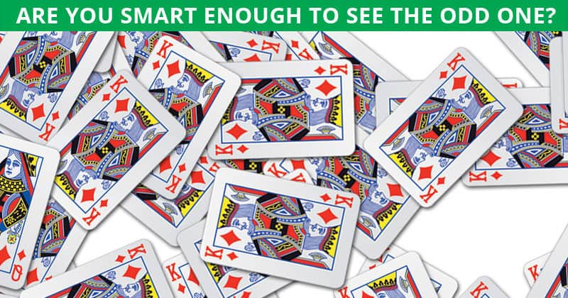 Only 1 In 30 Sharp-Eyed People Can Ace This Odd One Out Puzzle. Are You Up To The Challenge?
