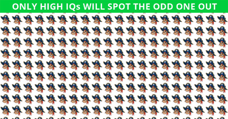 Only 1 In 50 People Can Ace This Odd One Out Visual Game. Are You Up To The Task?