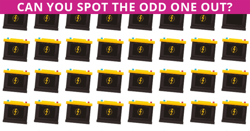 Aceing This Tricky Odd Ones Out Visual Quiz Is Impossible. Prove Us Wrong