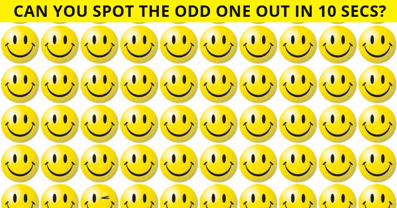 Only People With A Seriously High IQ Will Be Able To Best This Odd One Out Quiz! Can You?